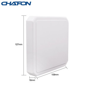 Image 5 - CHAFON UHF 5dbi rfid antenna 865 868mhz / 902 928mhz passive circular polarization with SMA connector for warehouse management