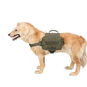 Image 5 - Xuất Sắc ELITE SPANKER Chó Đi Bộ Ba Lô Chó Yên Xe Dùng Cho Cắm Trại Trung & Chó Lớn Với 2 Capacious Bên pock