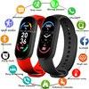 M6 Smart Bracelet Watch Men Women 2021 Heart Rate Monitor Bluetooth Sports Smartwatch Waterproof for Apple Watch Huawei Xiaomi