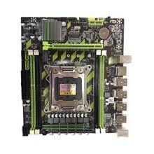 X79G M.2 Motherboard LGA 2011 DDR3 Mainboard for In-tel Xeon E5 Core I7 CPU E5BA New