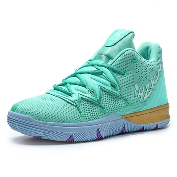 High-top Big Size Basketball Shoes Men Outdoor Sneakers Wear Resistant Cushioning Breathable Sport Unisex