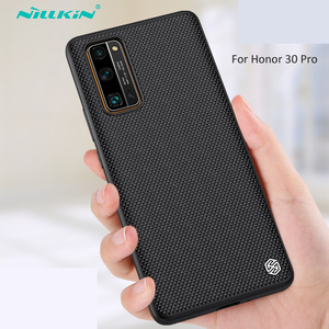 Image 2 - Nillkin Textured nylon Texture Pattern Case For Huawei Honor 30 Pro Pro+ Plus