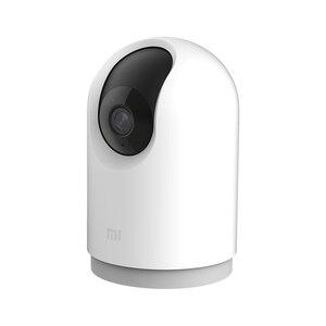 Image 2 - Xiaomi Mijia 2K 3 PTZ Pro мегапиксельная 360 панорамная bluetooth умная IP камера с детектором ии, двусторонней внутренней связью, Домашняя безопасность 2020New