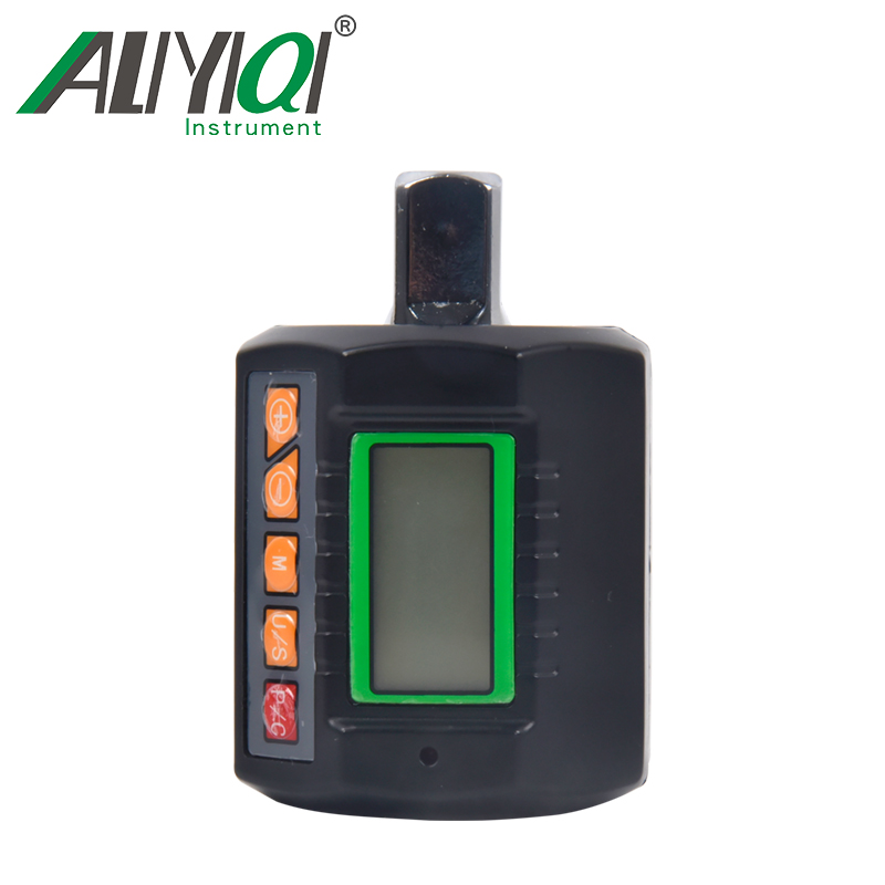 Free Shipping ALIYIQI ANC-30 3-Piece Set With Adapter Digital Torque Meter Torque Display Head Bike Set Car Repair Bicycle