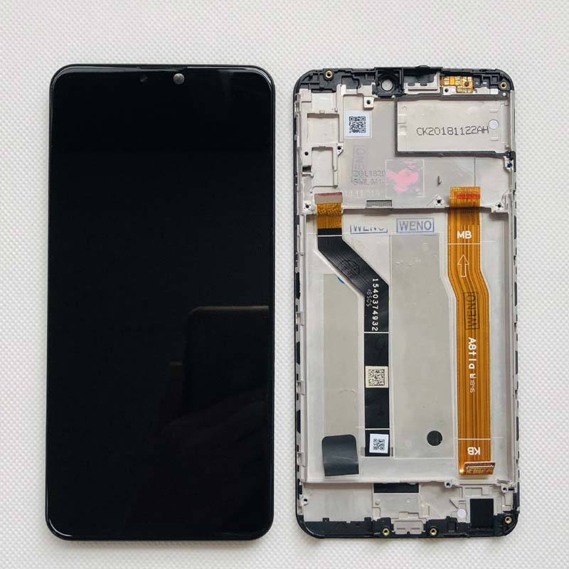 Image 2 - 6.26 AAA Original LCD For Asus Zenfone Max Pro M2 ZB631KL /  ZB630KL LCD Display Touch Screen Digitizer Assembly Parts FrameMobile  Phone LCD Screens