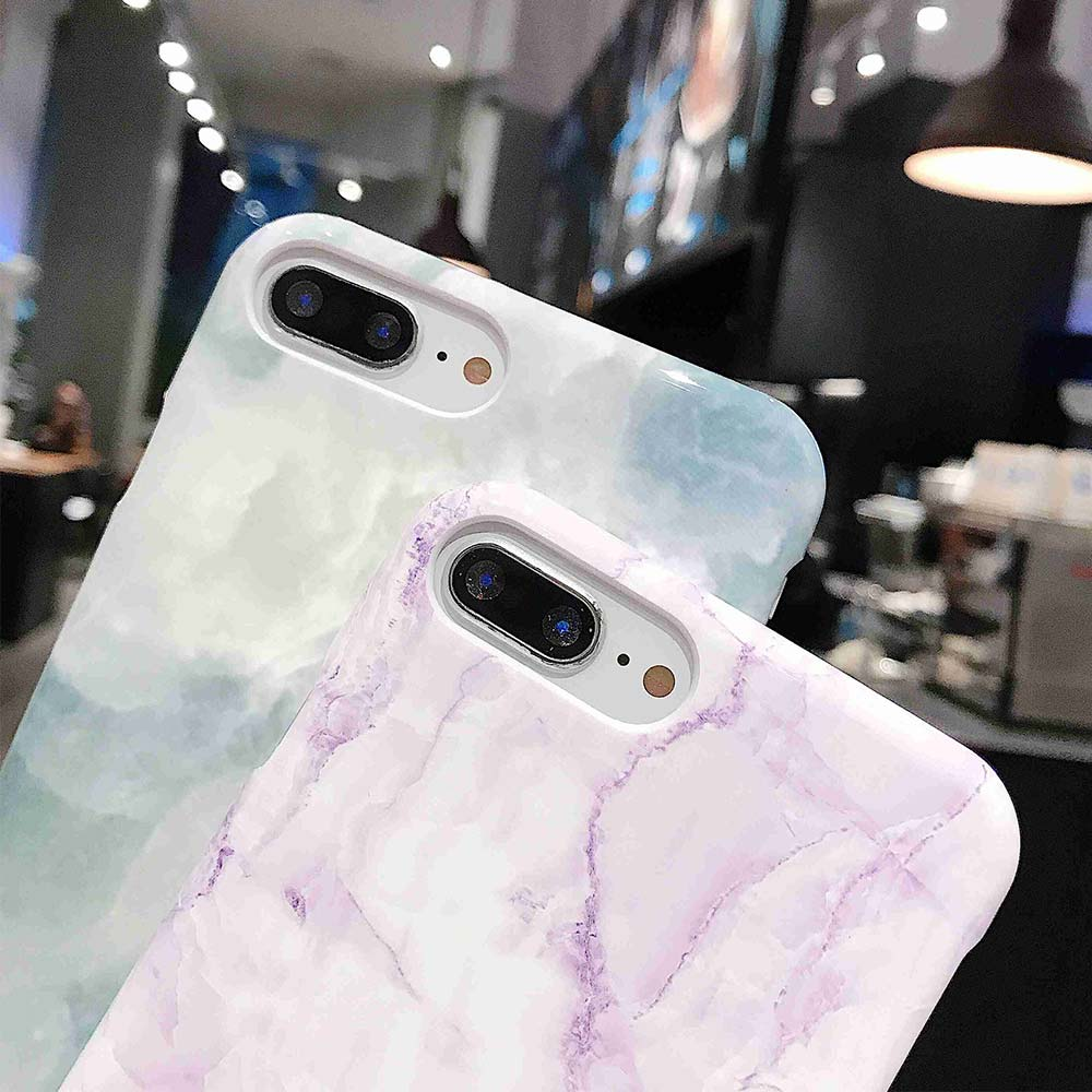 Image 2 - KISSCASE Marble Phone Case For iPhone 11PRO MAX Cases Fashion Cases For iPhone  XS MAX XS 11 X 7 8 6 6S 11 7Plus 6Plus Capinha