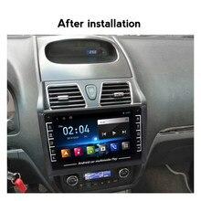 8inch 4Core 1 + 16G Android Auto DVD Radio GPS Multimedia-Player Für Geely Emgrand EC7 EC715 EC7-RV EC718 2012-2016 CarPlay MP3