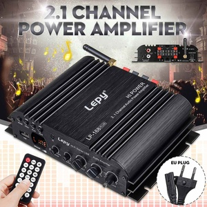 LEPY 168Plus Car Amplifier Spe