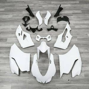 Motorcycle Unpainted Fairing Bodywork Cowl Kit For Ducati 899 1199 Panigale 2012-2015
