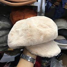 01909-yuchun724510 зимняя теплая Снежная восьмиугольная шапка Мужские Женские козырьки для отдыха Кепка