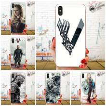 Soft TPU Non-slip Vikings Serie 4 Fashion For Galaxy Alpha Note 10 Pro A10 A20 A20E A30 A40 A50 A60 A70 A80 A90 M10 M20 M30 M40(China)
