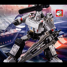 Transformation G1 BPF BPF 02 KO Galvatron Megotroun Mgtron SIEGE Series Tank Mode Action Figure Robot Collection Toys