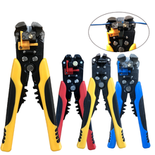 Crimper Cable Cutter Automatic 0.2-6.0mm2 tool Wire Stripper Multifunctional Stripping Tools Crimping Pliers Terminal HS-D1