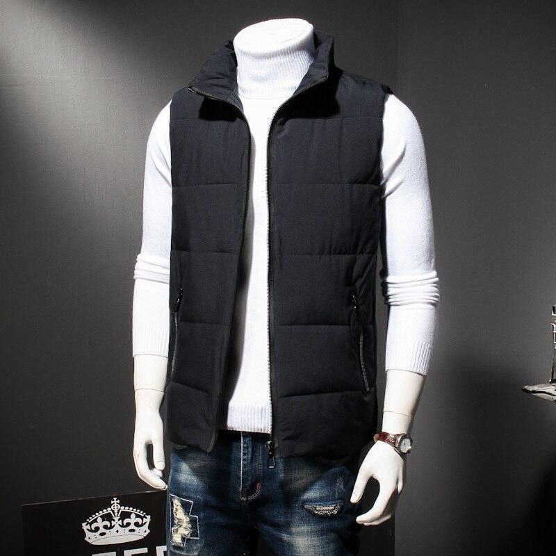 Мужская верхняя одежда зимняя модная мужская одежда Брендовые мужские куртки и пальто 5XL дизайнерские Куртки из искусственной кожи в стиле ... - 6