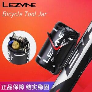Image 1 - Leiyin Lezyne أداة علب عدة دراجة الطريق/أداة زجاجة ماء الجبل/صندوق إطارات الغيار