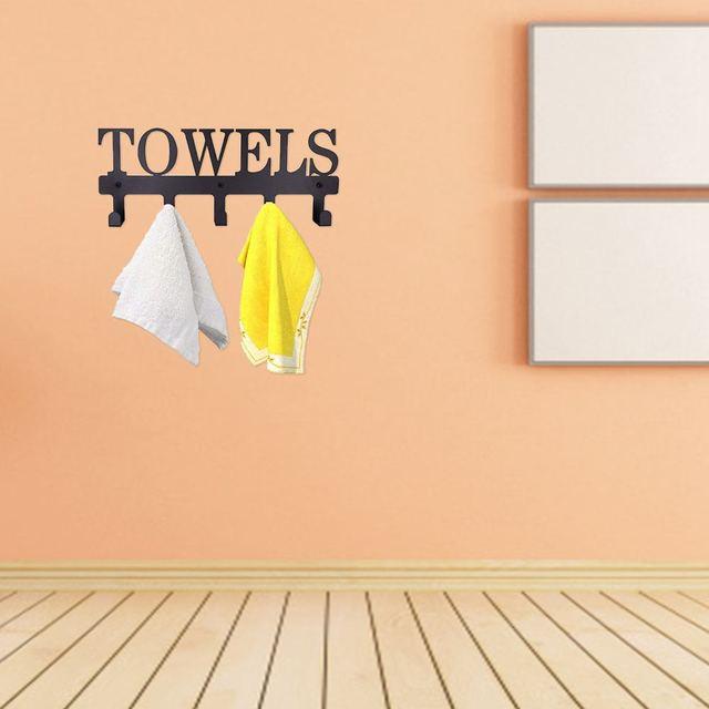 Крючок для халата вешалка крючка пальто в ванную комнату железная