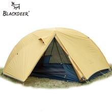 Tienda ultraligera mejorada para 2 personas 20D tela recubierta de Nylon de silicona impermeable para mochileros turísticos para acampar al aire libre 1,47 kg