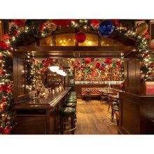 Diy картина по номерам Рождество бар Раскраска взрослых wall