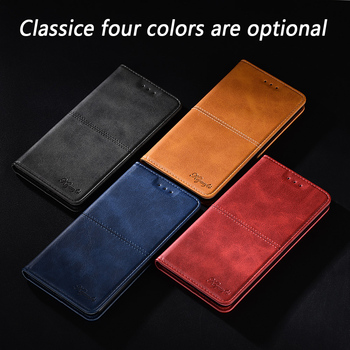 Flip Leather Magnetic Cover Case For Nokia 2 3 5 6 7 plus 8 Sirocco 9 Phone Case For Nokia 2.2 3.1 5.1 plus 6.1 X6 X5 Case Coque