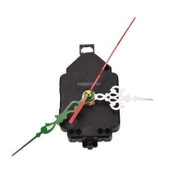 1 Set Wall Clock Replacement Quartz Pendulum Movement Mechanism Accessories Part DIY