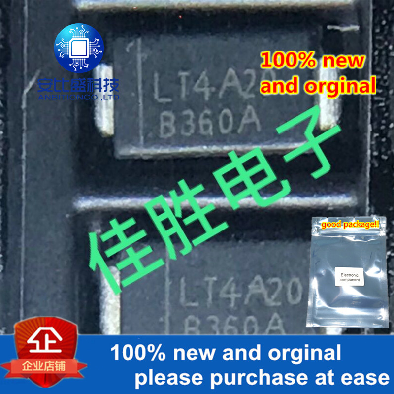 50pcs 100% New And Orginal 3A60V DO214AC Silk-screej B360A In Stock