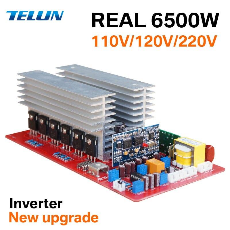1500W 3000W 6500W DC12V/24 V/36 V/48 V/60 V do AC 220V 110V falownik sinusoidalny płyta główna dla DIY generowanie energii słonecznej mocy w Przemienniki i przetworniki od Majsterkowanie na AliExpress - 11.11_Double 11Singles' Day 1