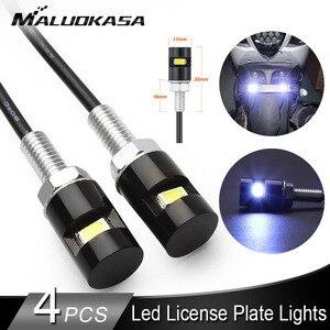 2PCS Led License Plate Lights