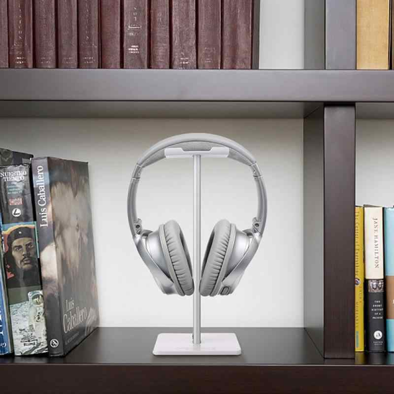 Universele Hoofdtelefoon Stand Houder Gaming Headset Stand Oortelefoon Display Rack Hanger Beugel Voor Over Ear Headsets Headset Bracke
