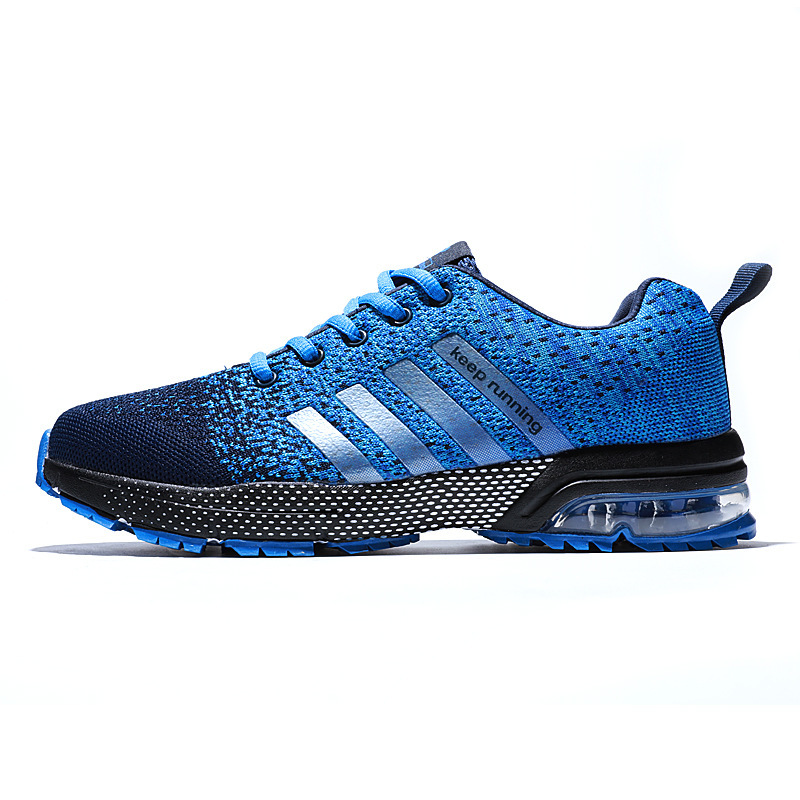 Men Baseball Shoes Breathable Outdoor Sports Shoes Lightweight Sneakers for Women Comfortable Couple Cushion Flats Training Shoe