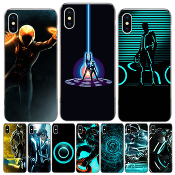 Tron Legacy Phone Case For iphone 12 MIni 11Pro MAX XS 8 7 6 6S Plus X 5 5S SE XR SE 2020 Cover Shell Coque image