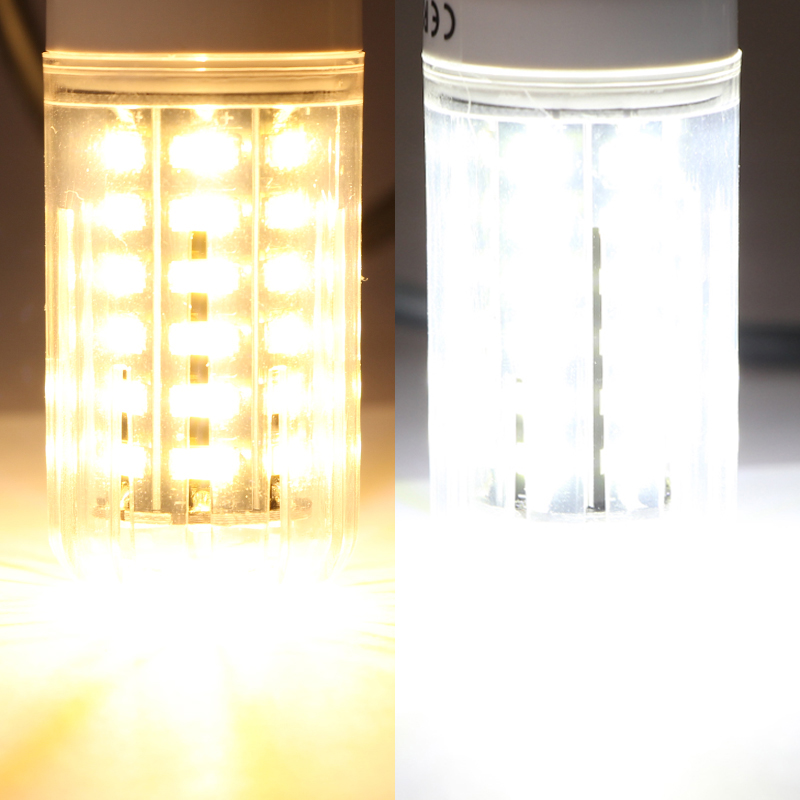 Купить с кэшбэком led lampen GU10 spotlight 7W low voltage 12V 24V 36V 48V 60V corn energy saving lamp super 750LM Gu 10 Non-dimming home lighting
