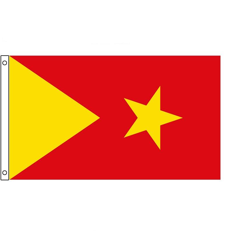 60X90CM/90X15 0 см/120X180CM флаг Тыграй в Эфиопии Размеры рождественские украшения для дома Fl