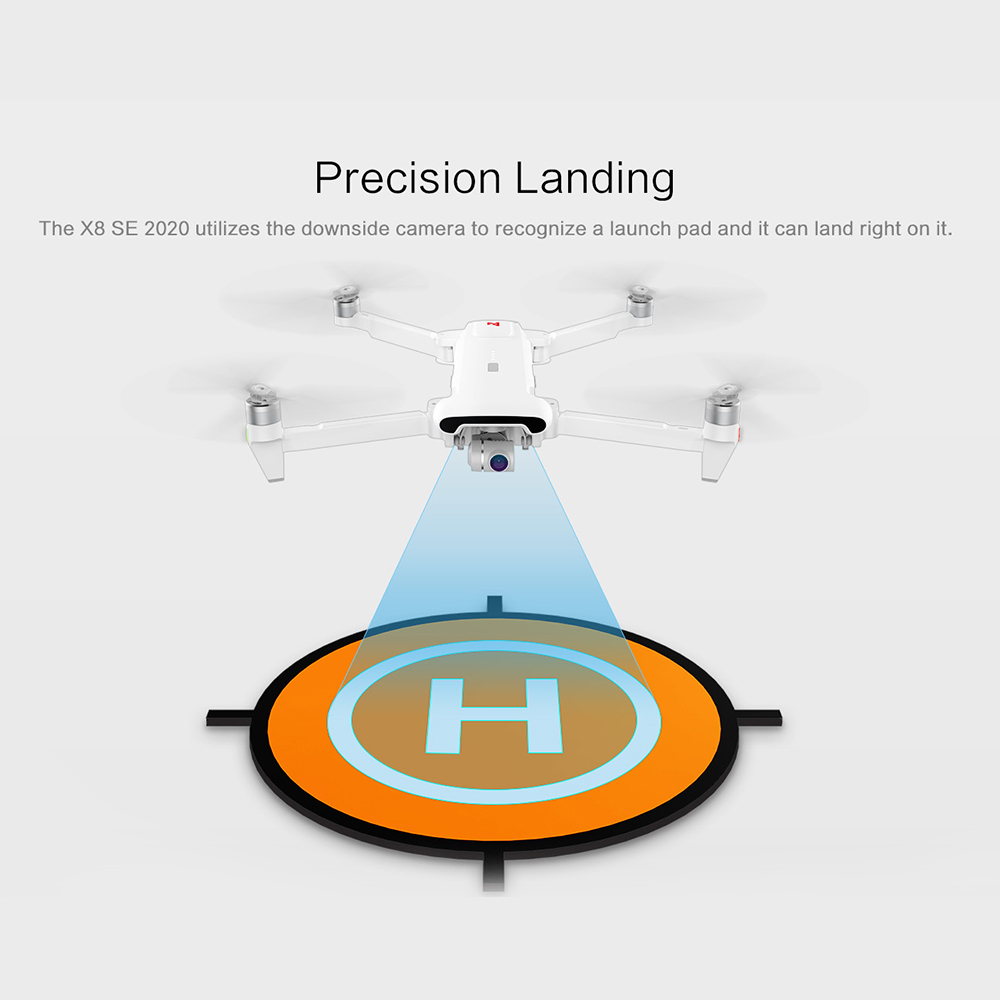 lowest price FIMI X8 SE Drone X8SE 2020 Drone RC Helicopter 8KM FPV 3-Axis Gimbal 4K Full HD Camera GPS RC Drone Quadcopter RTF