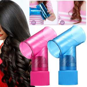 Curling-Dryer Portable Hairdressing Spin Hair-Tools Magic-Hood Automatic