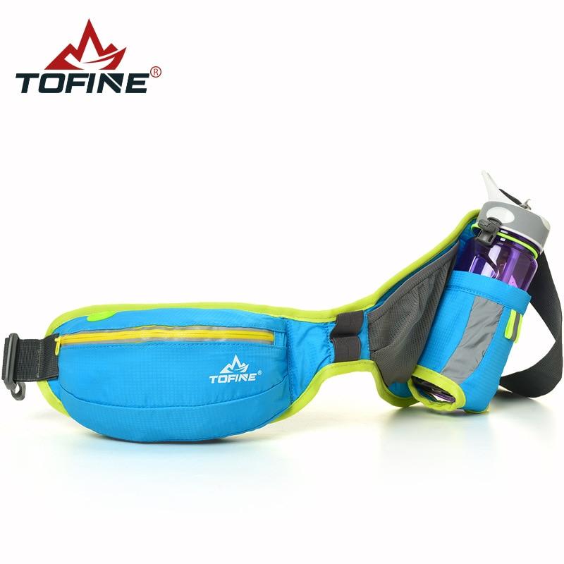 Multi-functional Portable Outdoor Riding Sports Bag Universal Sports Kettle Purse Nylon Running Mobile Phone Waist Bag