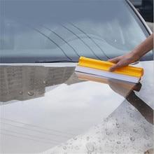 Ellenmar автомобильный двухрядный силиконовый стеклоочиститель для автомобиля, щетка для чистки стекла, силиконовый скребок, автомобильный моющий стеклоочиститель для автомобиля