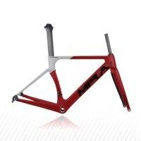 12*142 milímetros Disco Estrada Quadro Da Bicicleta  Alta qualidade T700 Completa fibra De Carbono Estrada Quadro Da Bicicleta  2 Anos de garantia quadro de carbono