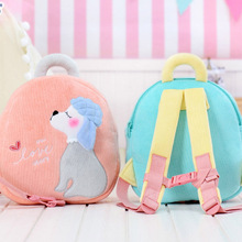 Prevent Loss Traction Package Toy Girl Children Shoulder Plush Bag Kindergarten Backpack