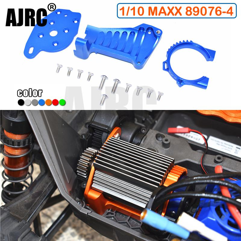 TRAXXAS 1/10 <font><b>4s</b></font> MAXX MONSTER TRUCK 89076-4 Aluminum alloy cooling <font><b>motor</b></font> fixing bracket left and right adjustment instead of#8960 image