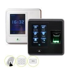 Biometric Fingerprint Door-Access-Control-System Attendance ZK SF300 Rfid-Card TCP/IP