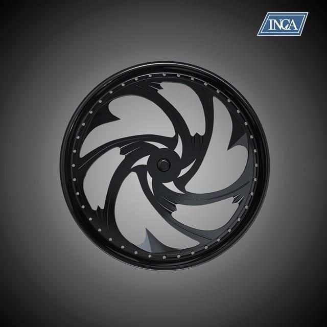 INCA Customization Wheel Hub/Rim 3