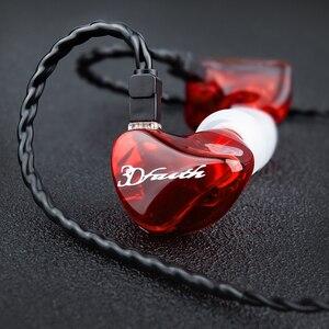 Image 2 - Auricolari cablati D8 In ear con microfono vivavoce a cancellazione di rumore cuffie impermeabili IPX4 TWS cuffie innestabili per auricolari I12 tws