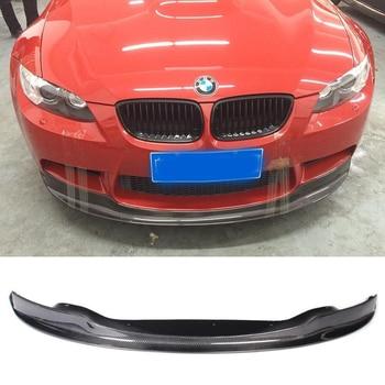 E92 M3 ARKYM Style Carbon Fiber Body Kit Front Bumper Lip for BMW E92 2006-2013 M3 Bumper Only