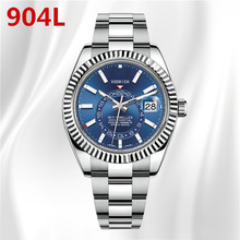 Men's Mechanical watch sky dweller 326934 1:1 clone best mov