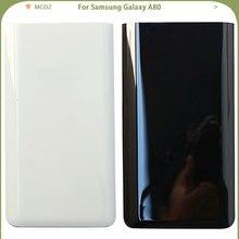 Новый чехол A80 для телефона Samsung Galaxy A80, задняя крышка, Корпус задней двери