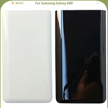 Nowy A80 do Samsung Galaxy A80 bateria do telefonu pokrywa tylna pokrywa obudowa na tył telefonu