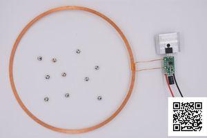 Image 1 - דקורטיבי מנורת אלחוטי אספקת חשמל טעינה אלחוטי מודול XKT801 05