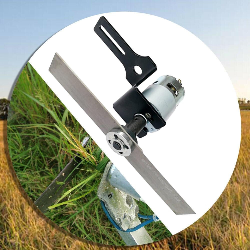 Miniature Lawn Mower DC Motor Set 12V 24V Pruning Power Tools High Speed Ball Motor Gardening Cut Suit 775/795/895 DC Motor