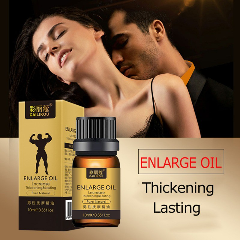 Mens Vitality Massage Essential Oil Male Delay Spray Enlarge Penis Enlargement Extending Sex Life