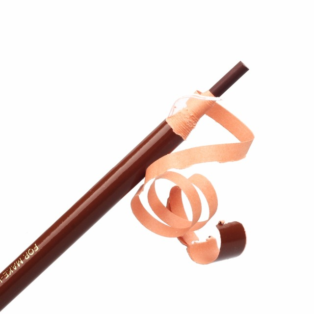 1PC  Microblading Eyebrow Tattoo Pen Waterproof Permanent Makeup  Eye brow Pencil Positioning Lip Eyebrow cejas maquillaje 1